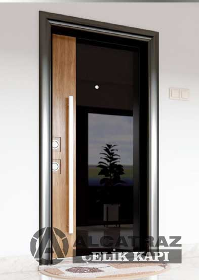 AEK 020 Çelik Kapı Özel Tasarım Alarmlı Kale Kilit