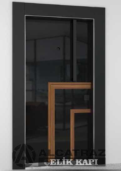 AEK 030 Çelik Kapı Özel Tasarım Alarmlı Ekonomik