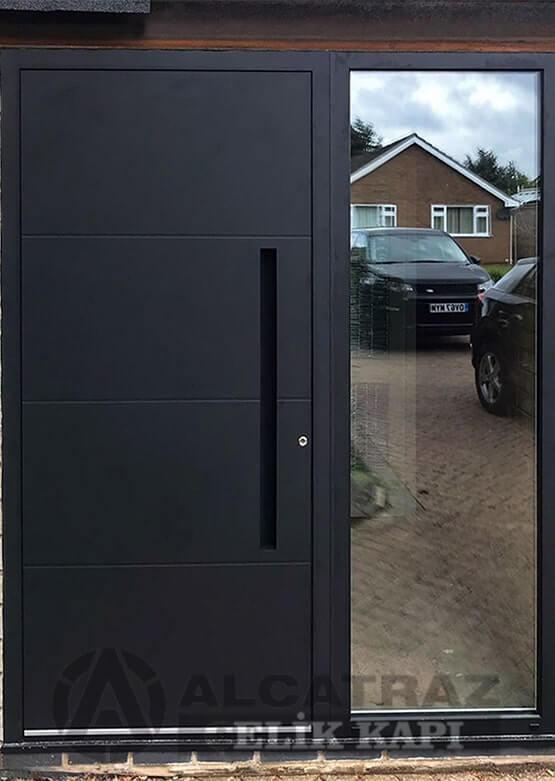 Kompozit Karşıyaka Villa Kapısı Modelleri İndirimli Villa Giriş Kapısı Fiyatları Özel Tasarım Villa Kapısı Kompozit Villa Kapıları