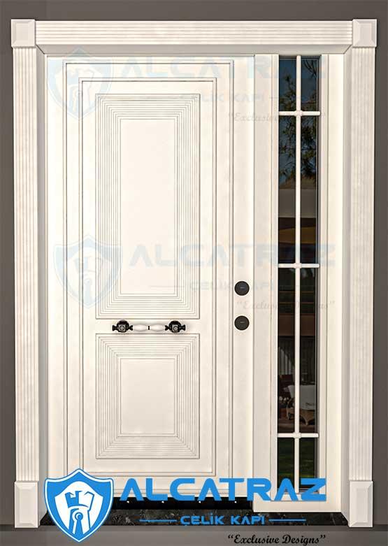 Alcatraz Çelik Kapı Villa Kapısı Modelleri Lüks Villa Kapısı
