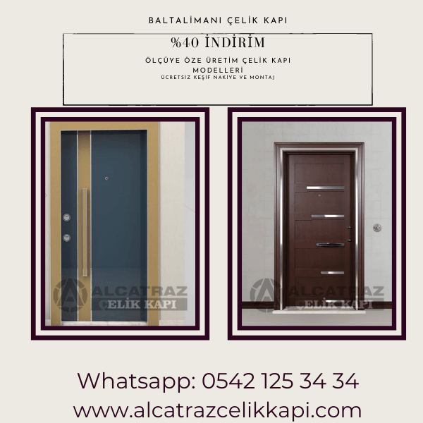 Baltalimanı Çelik Kapı Fiyatları İstanbul İndirimli Çelik Kapı Modelleri Çelik Kapı Özellikleri Çelik Kapı Firmaları