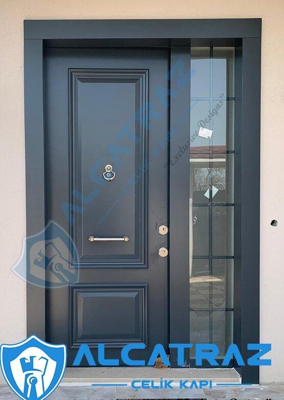Villa Kapısı İndirimli Çelik Kapı Villa Dış kapı Modelleri Villa Kapısı Bodrum İstanbul Alcatraz Çelik Kapı