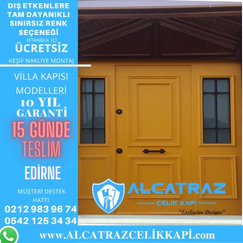 edirne villa giriş kapıları villa kapısı modelleri indirimli villa kapı fiyatları kompozit villa kapısı