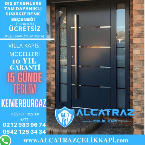 kemerburgaz villa giriş kapıları villa kapısı modelleri indirimli villa kapı fiyatları kompozit villa kapısı