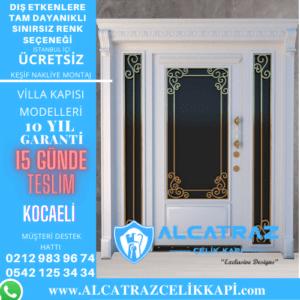 kocaeli villa giriş kapıları villa kapısı modelleri indirimli villa kapı fiyatları kompozit villa kapısı