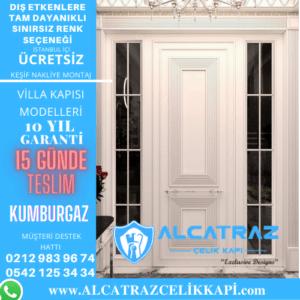 kumburgaz villa giriş kapıları villa kapısı modelleri indirimli villa kapı fiyatları kompozit villa kapısı