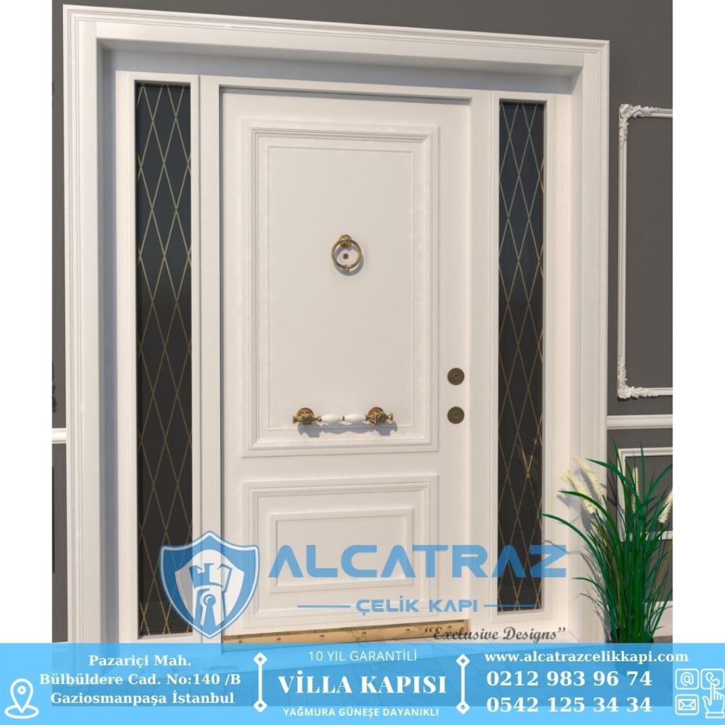 Silivri Villa Kapısı Modelleri Villa Giriş Kapısı İstanbul Villa Kapıları Alcatraz Çelik Kapı